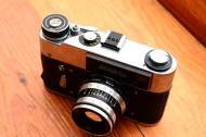 FED 5B serial 516952 with lens (5)